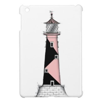 lighthouse art print 7, tony fernandes iPad mini case
