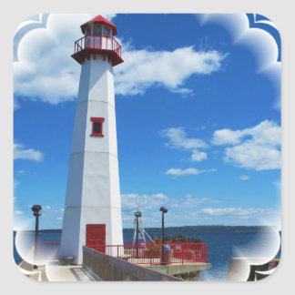 Lighthouse Art Stickers