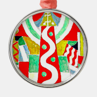 Lighthouse, artwork by Marsden Hartley Christmas Ornament