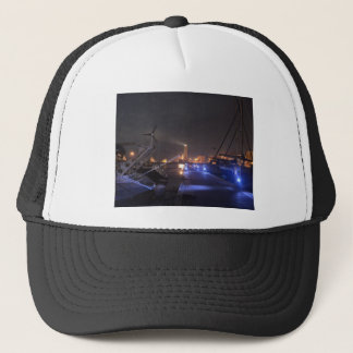 Lighthouse at Licata. Trucker Hat