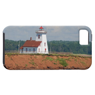 Lighthouse at North Umberland on Prince Edward iPhone 5 Cover