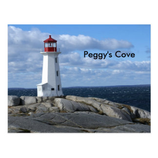 Lighthouse at Peggy s Cove Postcards