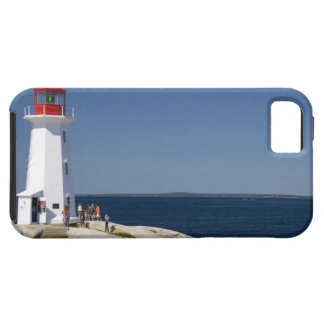 Lighthouse at Peggy's Cove, Nova Scotia, Canada. iPhone 5 Cases