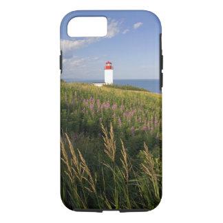 Lighthouse at St. Martins, New Brunswick, 2 iPhone 8/7 Case