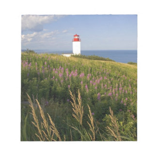 Lighthouse at St. Martins, New Brunswick, 2 Notepad
