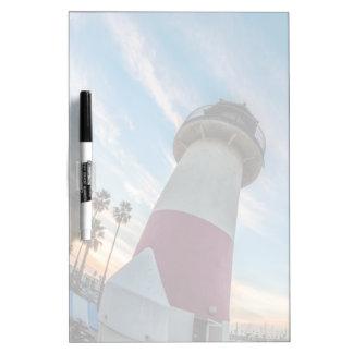 Lighthouse at the Oceanside Harbor Dry Erase Boards