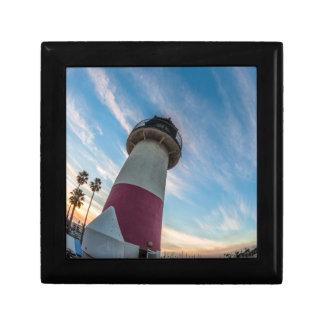 Lighthouse at the Oceanside Harbor Gift Box