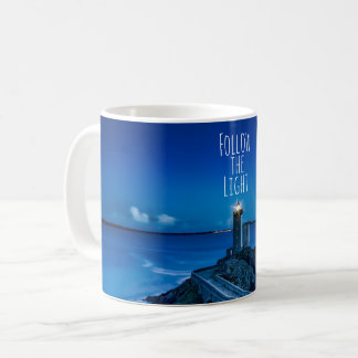 Lighthouse at Twilight Coffee Mug