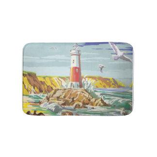 Lighthouse Bathmat