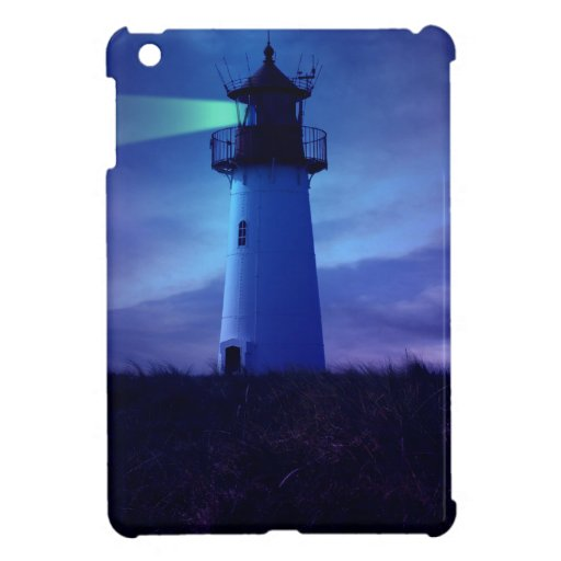 Lighthouse Beacon iPad Mini Cases