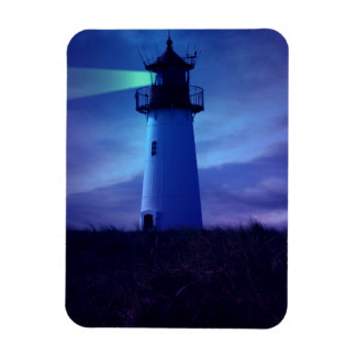 Lighthouse Beacon Premium Magnet Rectangular Magnet