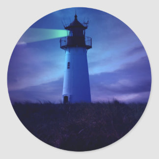 Lighthouse Beacon Stickers
