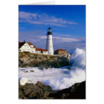 Lighthouse Beauty Greeting Card
