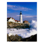 Lighthouse Beauty Postcard