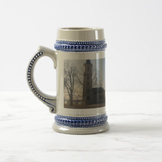 LIGHTHOUSE BEER STEINS