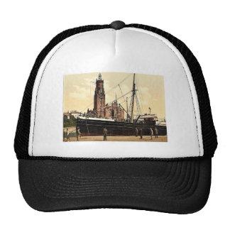 Lighthouse, Bremerhafen, Hanover (i.e. Hannover), Hat