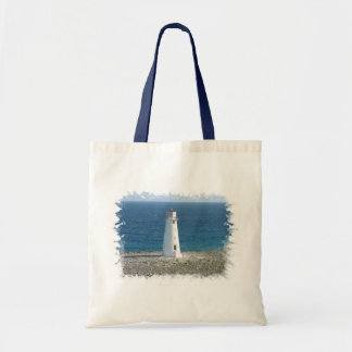 Lighthouse Budget Tote