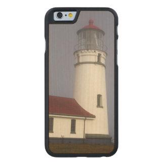 Lighthouse, Cape Blanco, Cape Blanco State Park Carved® Maple iPhone 6 Slim Case
