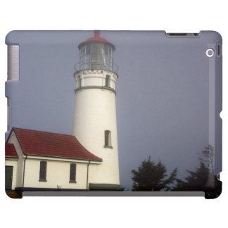 Lighthouse, Cape Blanco, Cape Blanco State Park iPad Case