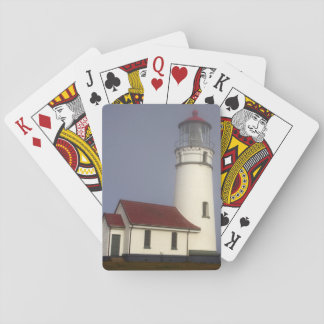 Lighthouse, Cape Blanco, Cape Blanco State Park Playing Cards