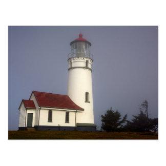 Lighthouse, Cape Blanco, Cape Blanco State Park Postcard
