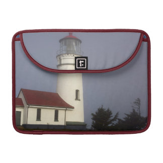 Lighthouse, Cape Blanco, Cape Blanco State Park Sleeve For MacBooks