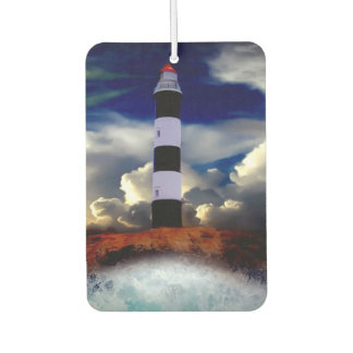 Lighthouse Car Air Freshener