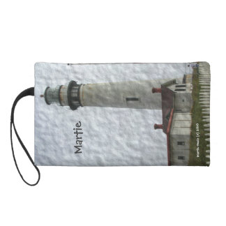 Lighthouse - Cell Phone Bag Wristlet