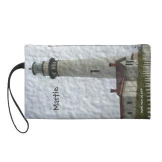 Lighthouse - Cell Phone Bag Wristlets