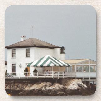 Lighthouse Beverage Coasters