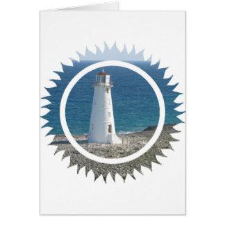 Lighthouse Design Card