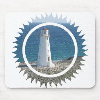 Lighthouse Design Mousepad