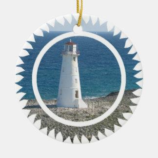 Lighthouse Design Ornament