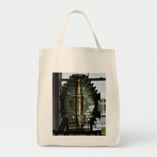 Lighthouse Fresnel Lens Canvas Bag