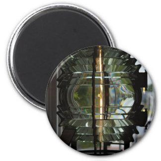 Lighthouse Fresnel Lens Refrigerator Magnet
