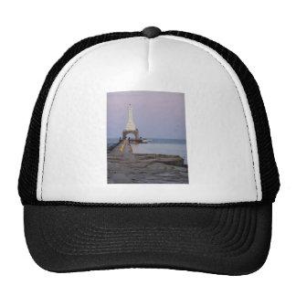 lighthouse mesh hats