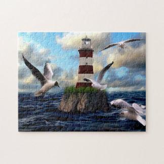 Lighthouse Jigsaw Puzzle