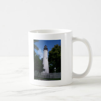 lighthouse_keywest basic white mug