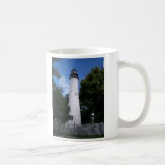 lighthouse_keywest, lighthouse_keywest, KEYWEST Basic White Mug