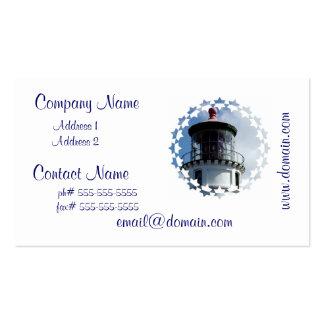 Lighthouse Light Business Cards