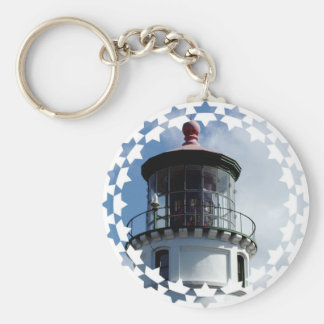 Lighthouse Light Keychain