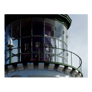 Lighthouse Light Postcard