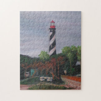 LIGHTHOUSE MORNING Puzzle