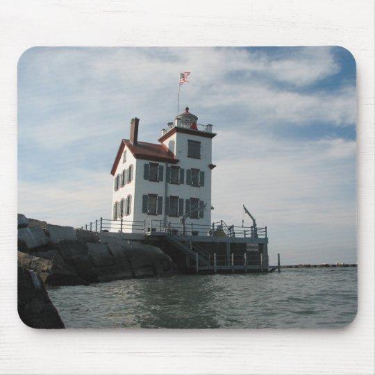 Lighthouse mousepad