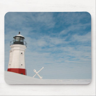 Lighthouse mousepad
