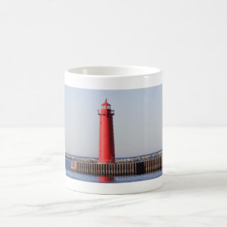 Lighthouse Muskegon, Michigan Coffee Mug