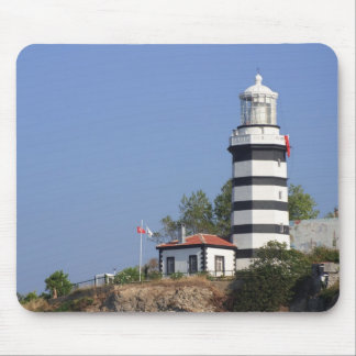 Lighthouse of Sile, Istanbul, Turkey Mouse Mat
