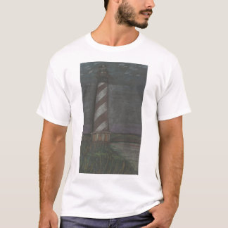Lighthouse & Old Man from the Sea T-Shirt