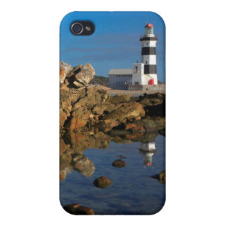 Lighthouse on Cape Recife iPhone 4/4S Cover