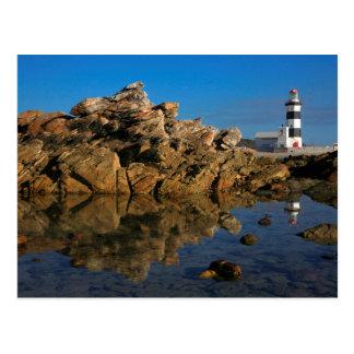 Lighthouse on Cape Recife Postcard